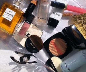 chanel and beauty products image