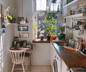 kitchen, aesthetic, and house image