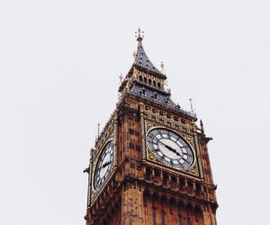 aesthetic, london, and travel image