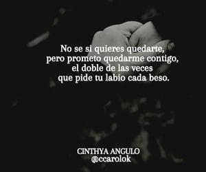 amor, frases, and escribir image