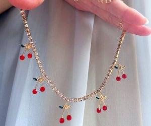 cherries, red, and cherry image