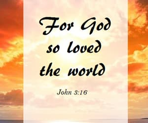 amen, bible study, and God is Love image