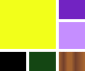 color and palette image