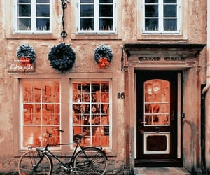 christmas, house, and architecture image