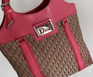 accessories, bag, and dior image