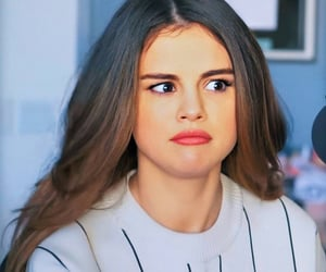 celebrities, selena gomez, and mood image