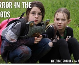girls, lifetime, and terror image