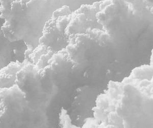 header, clouds, and white image