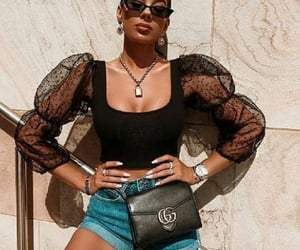 chic, gucci, and haut image