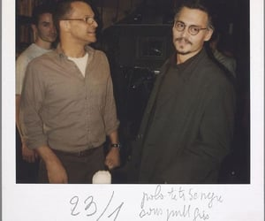 80s, johnny depp, and the ninth gate image