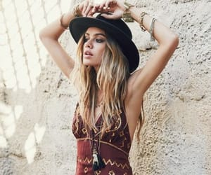bohemian, outfits, and shorts image