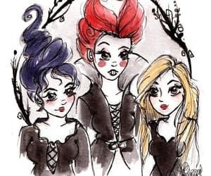 article, disney, and hocus pocus image