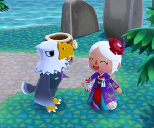 animal crossing, pocket camp, and apollo image