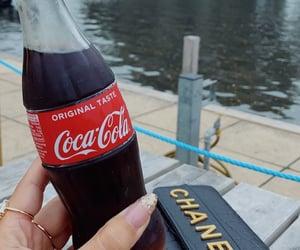 chanel, coca cola, and summer image