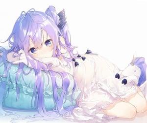 anime, azur lane, and illustration image