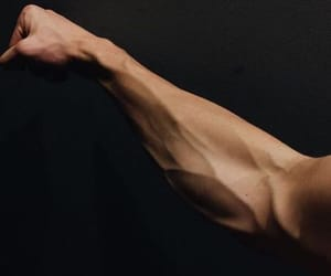 aesthetic, arm, and male image