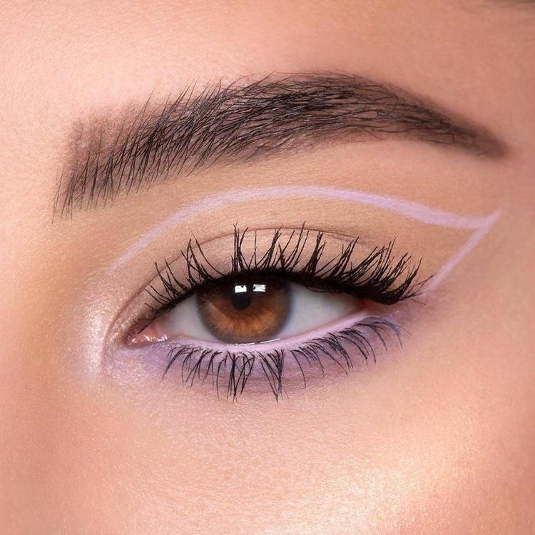 eyeshadow, eyeliner, and makeup image