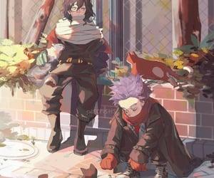 anime, my hero academia, and bnha image