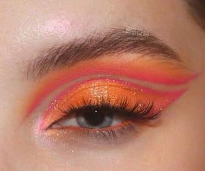 beauty, makeup, and fashion image