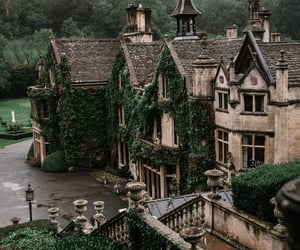 architecture, castle, and house image