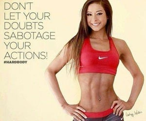 fitness, healthy life, and workout image