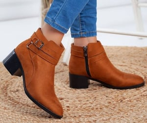 booties and women's shoes image