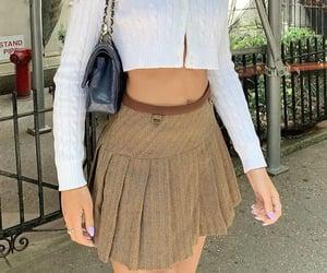 instafashion, fashioninfluencer, and miniskirt image