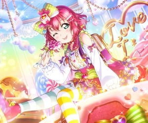 love live and sif image