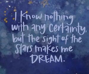 artwork, stars, and Dream image