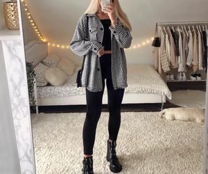 grunge outfit image