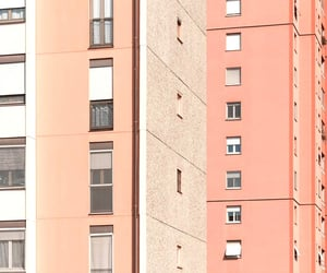 architecture, building, and pastel image