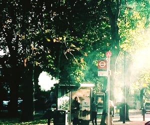 cigarette, commuting, and green image