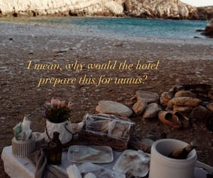 aesthetic, beach, and Greece image