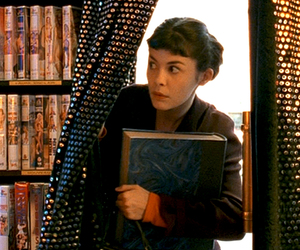 book, amelie poulain, and amelie image