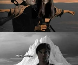 friendship, stefan, and tvd image