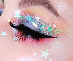 eyes, beautiful eyes, and eye makeup image