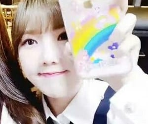 cellphone, gfriend, and vlive image