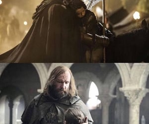 hbo, game of thrones, and sandor clegane image
