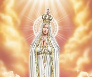 Catholic, ilustracion, and mary image