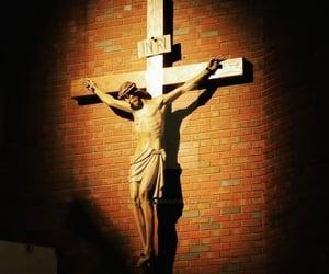 cruz, dios, and jesucristo image