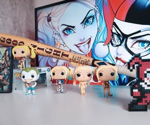 gaming, harley quinn, and photography image