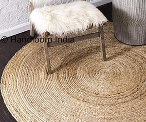 etsy, indian rug, and floor mat image