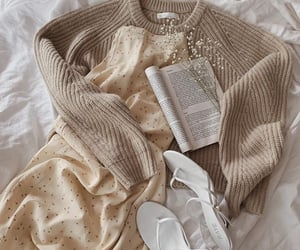 aesthetic, brown, and fashion image