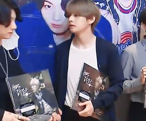 gif, seokjin, and yoongi image