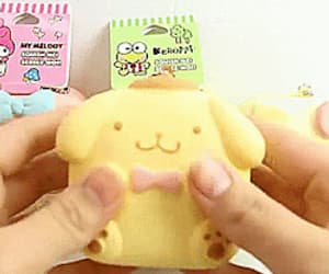 gif, pompompurin, and agere image