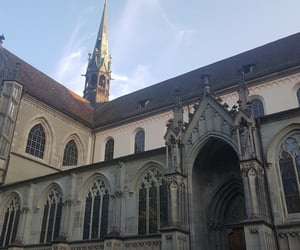 aesthetic, castle, and church image