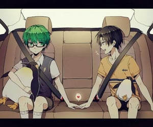 gay, takao, and midorima image