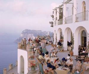 capri, aesthetic, and italy image