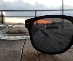cigarettes, glasses, and la habana image