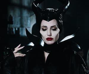 Angelina Jolie, dark, and fantasy image